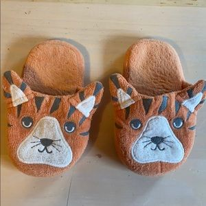 Pottery Barn Kids slippers